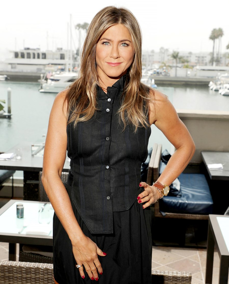 Jennifer Aniston The Most Influential Celebrities Social Media