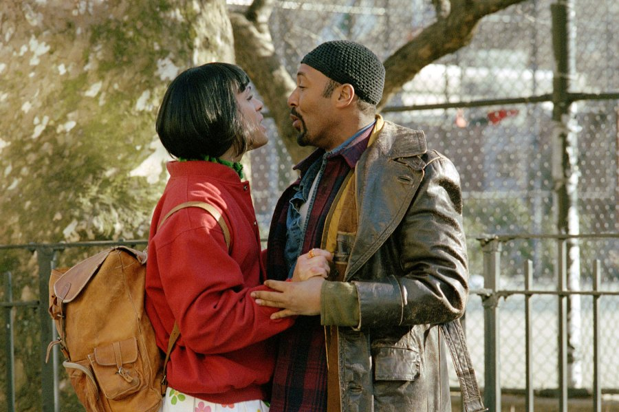 The Sweetest LGBTQ Love Stories-Angel and Collins, Rent