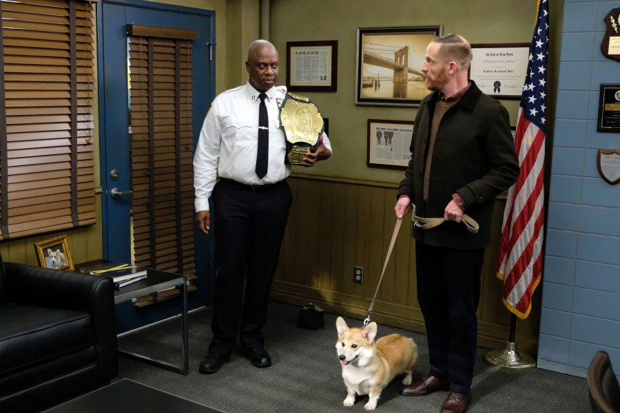 The Sweetest LGBTQ Love Stories-Captain Holt and Kevin, Brooklyn Nine Nine