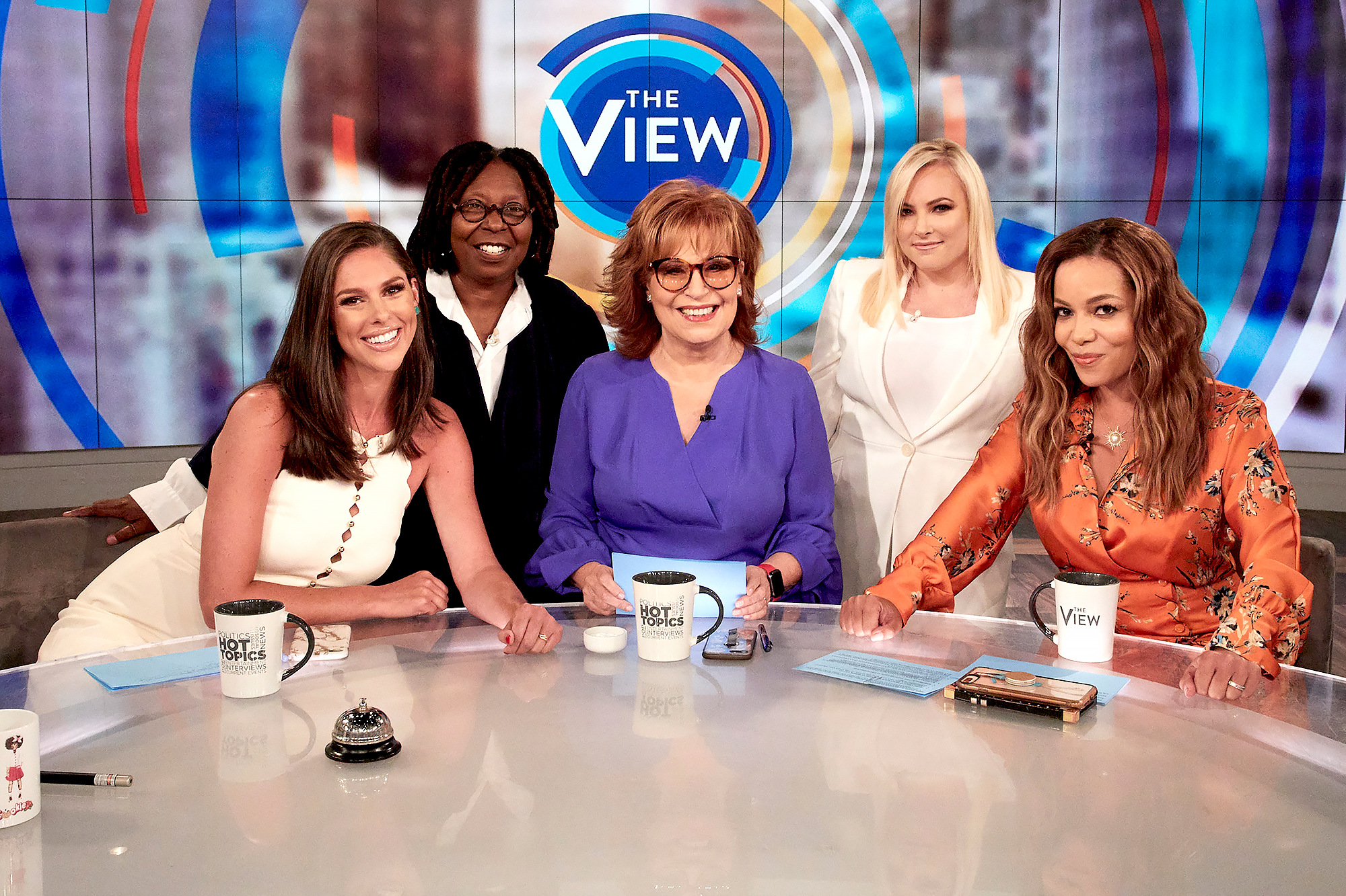 The View Sunny Hostin