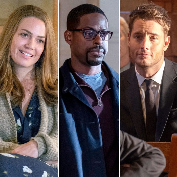 This Is Us Mandy Moore Previews Rebecca Extremely Emotional Next Moves Teases Kevin Randall Tension'