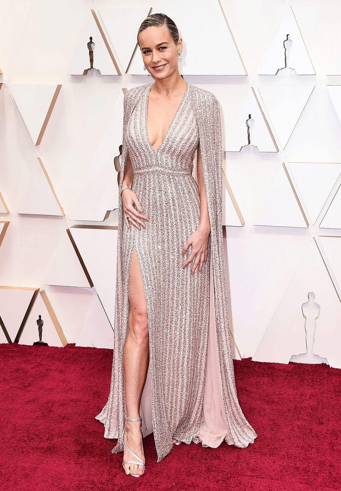 Top 5 Best Dressed Stars at the 2020 Oscars