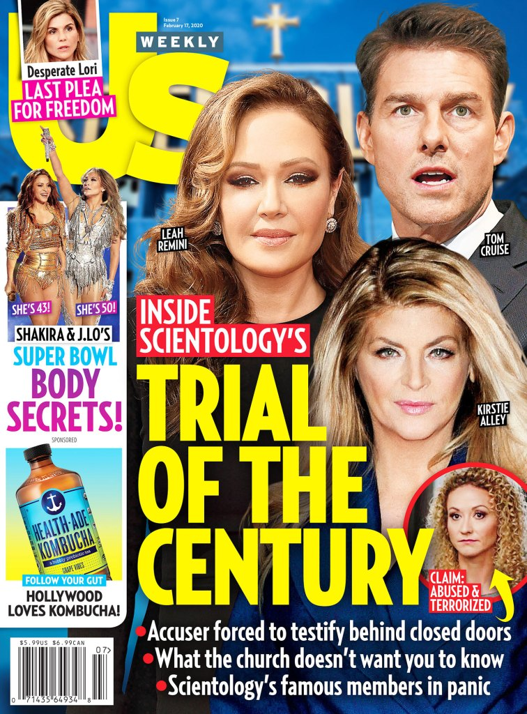Us Weekly Cover Issue 0720 Scientology Katy Perry and Orlando Bloom Are Having a Spring Wedding