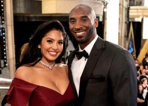 Vanessa Bryant Posts Loving Tribute to 'Forever Valentine' Kobe Bryant