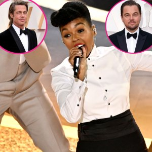 Watch Brad Leo More Stars Sing Along Janelle Monae Opening Medley
