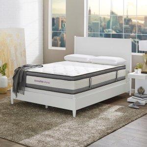 "Wayfair Sleep 12"" Medium Hybrid Mattress"