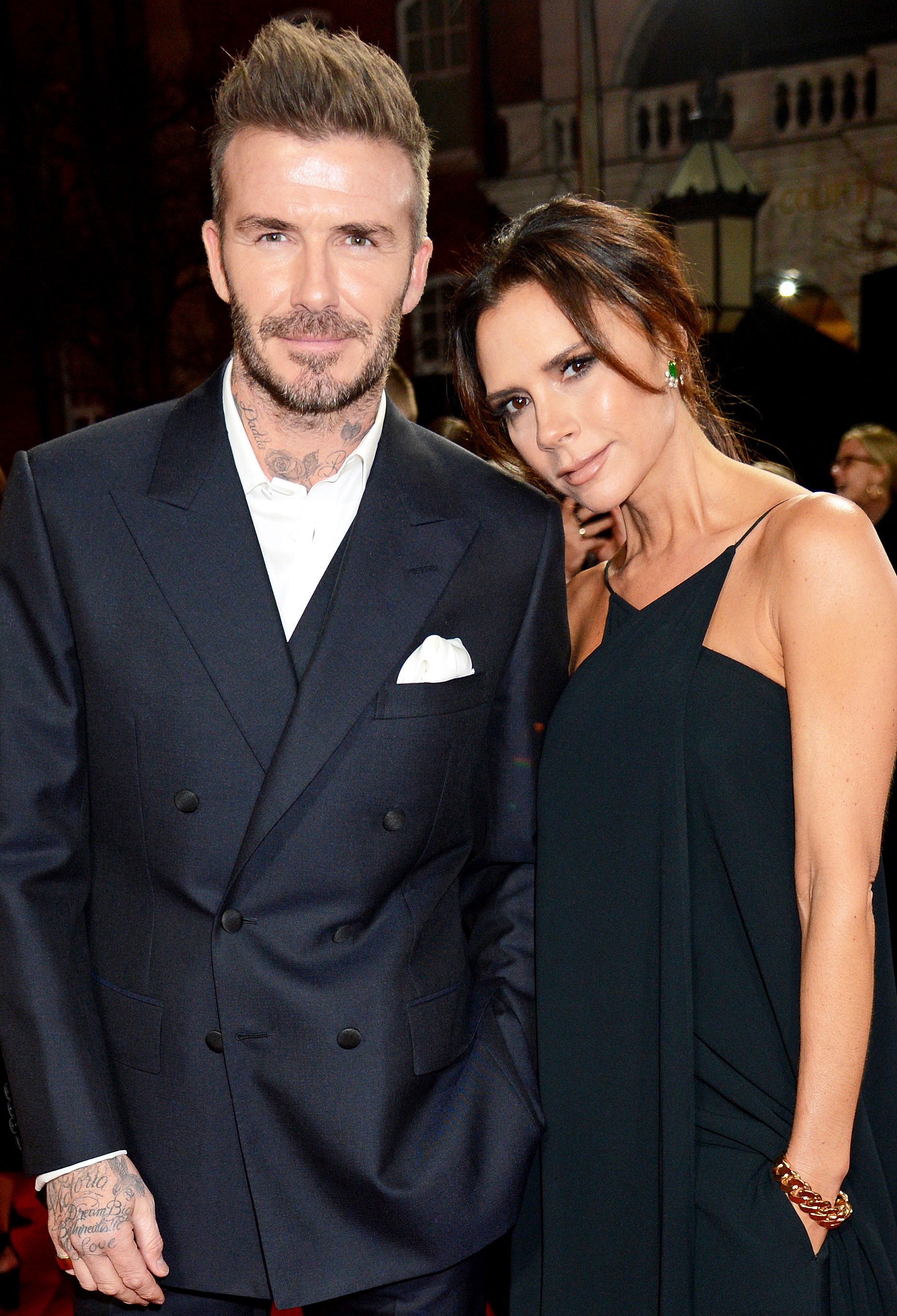 Here S Why David Beckham Fell In Love With Victoria Beckham