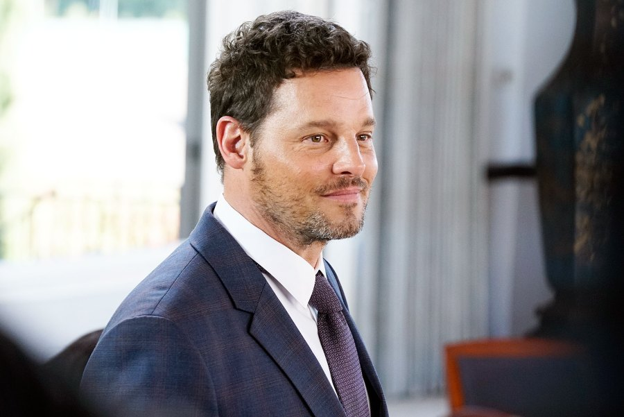 'Grey's Anatomy' Boss Speaks Out After Shocking Alex Karev Tribute Episode Justin Chambers