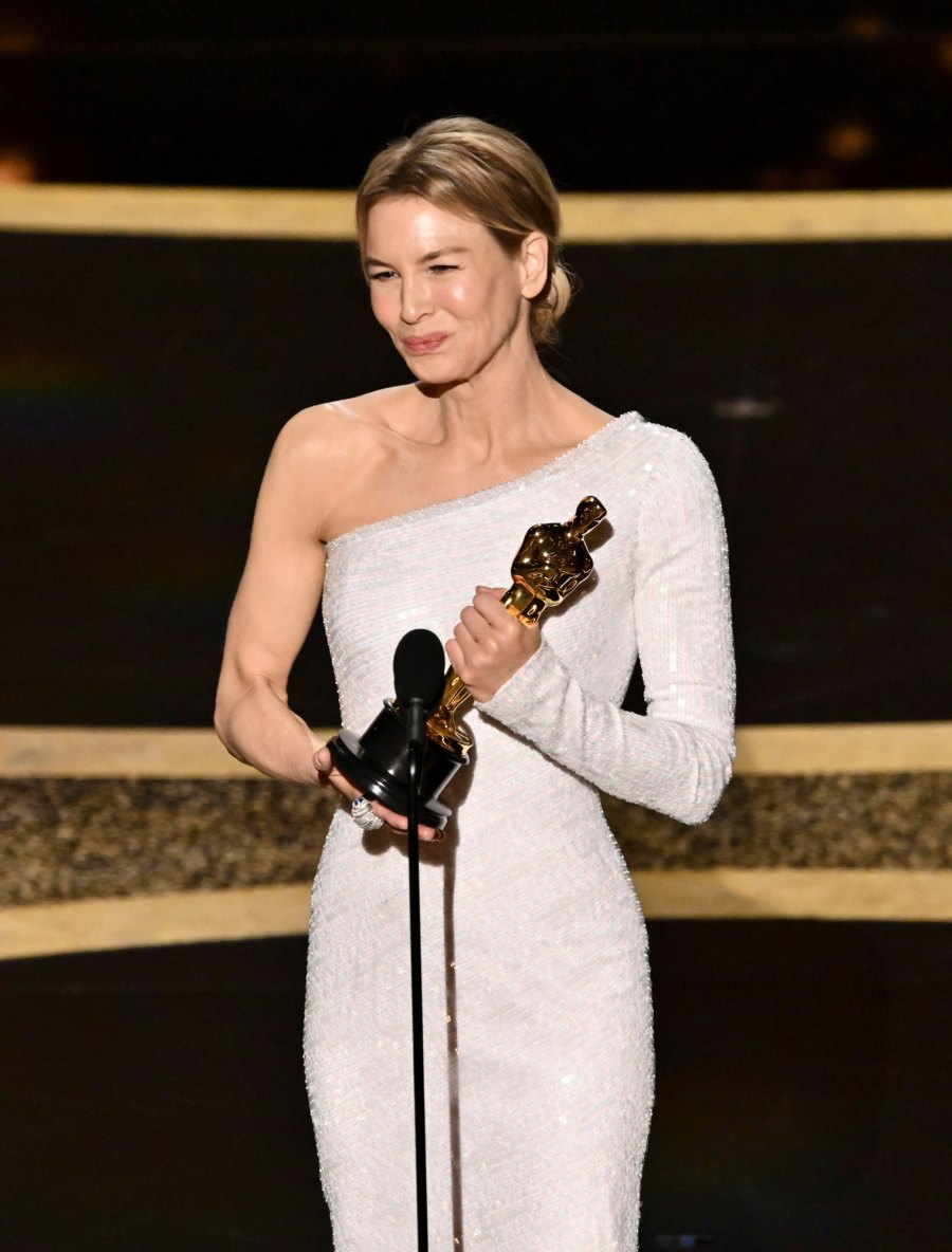 Oscars 2020 Winners Renee Zellweger