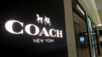 Coach storefront