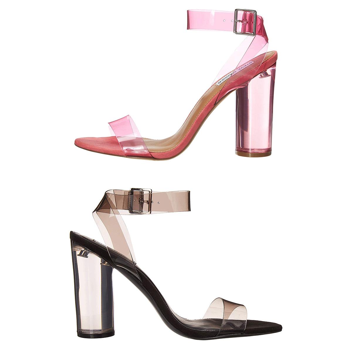 Steve Madden Clearer heels