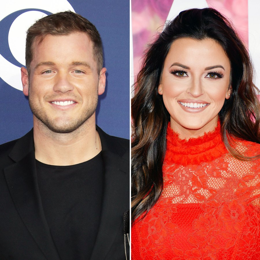 Colton Underwood and Tia Booth Revelations From Colton Underwoods Book