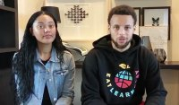 Stephen and Ayesha Curry How Stars Are Giving Back During the Coronavirus Outbreak