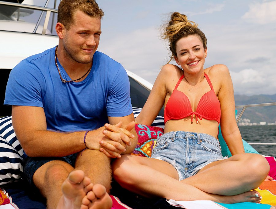 Colton Underwood and Tia Booth on Bachelor in Paradise Revelations From Colton Underwoods Book
