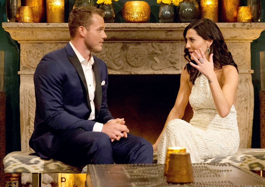Colton Underwood and Becca Kufrin on The Bachelorette Revelations From Colton Underwoods Book