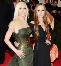 Donatella Versace and Allegra Versace How Stars Are Giving Back During the Coronavirus Outbreak