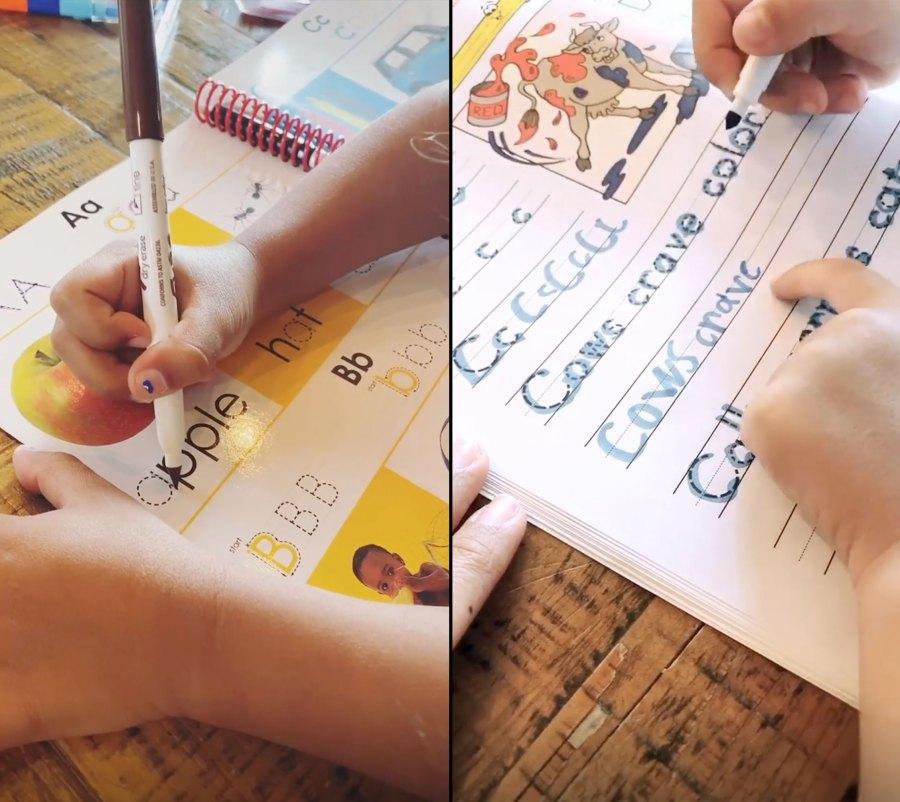 Tamera Mowry Celeb Parents Homeschooling Their Kids During Coronavirus Spread