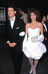 1987 Academy Awards Tom Hanks and Rita Wilson Relationship Timeline