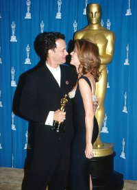 1995 Oscars Tom Hanks and Rita Wilson Relationship Timeline