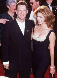 1995 Second Child Tom Hanks and Rita Wilson Relationship Timeline