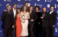 2002 My Big Fat Greek Wedding Tom Hanks and Rita Wilson Relationship Timeline