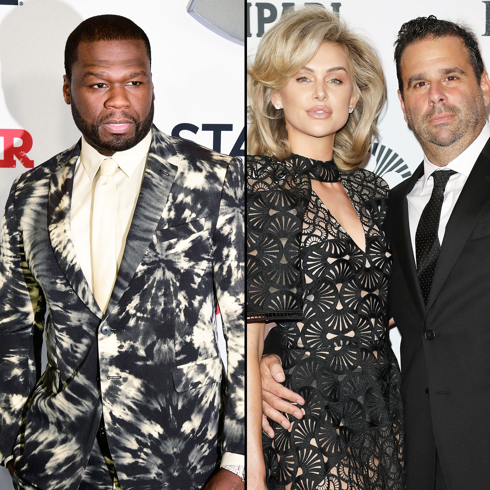50 Cent Throws Shade at Randall Emmett and Lala Kent After They Postpone Wedding