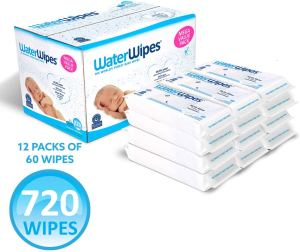 Water Wet Wipes