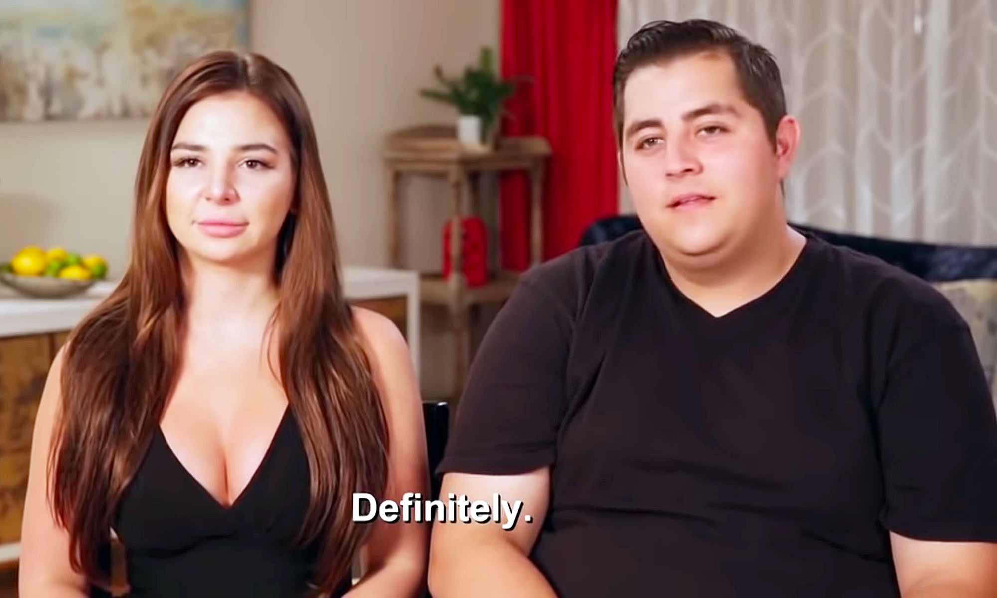 Anfisa Arkhipchenko and Jorge Nava on 90 Day Fiance Jorge Nava Debuts Weight Loss After Prison Stint