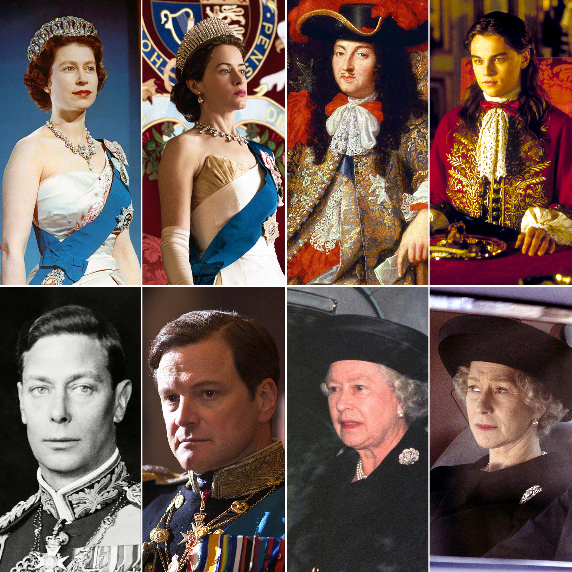 Stars Who Have Played Royals Claire Foy Colin Firth More