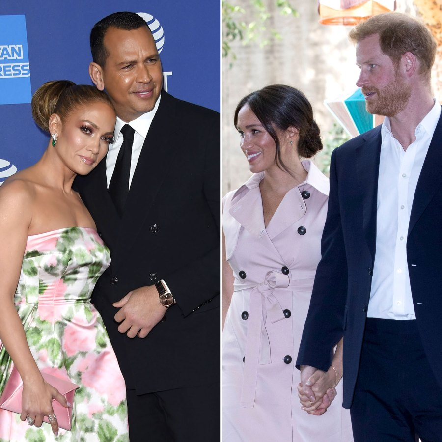 Alex Rodriguez Plays Coy About Double Date With Prince Harry, Meghan Markle