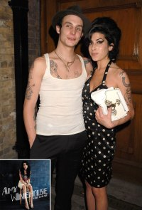 Amy Winehouse Back to Black Blake Fielder-Civil Albums Dedicated to Significant Others