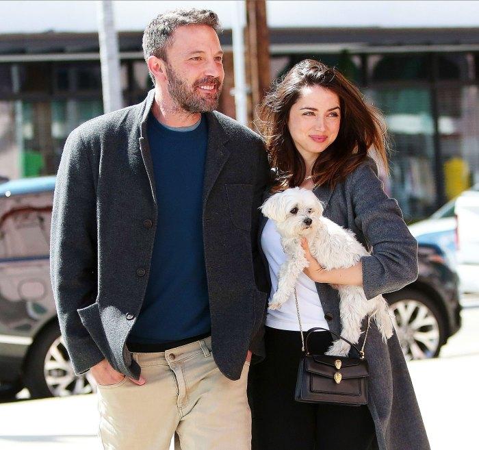 Ana de Armas Is 'Very Happy' With Ben Affleck Amid New Romance
