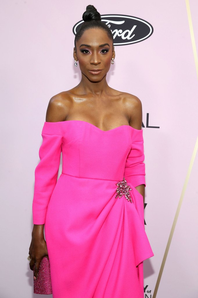 Angelica Ross Discovers Her New Boyfriend Has a Fiancee and a Kid After Posting Pics of Him Twitter Essence Black Women in Hollywood Awards