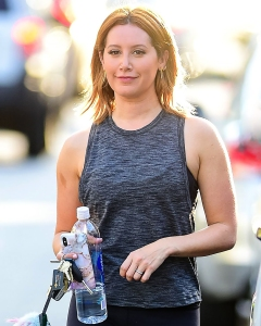 Ashley Tisdale Shares the One Exercise Move Her Husband Christopher French, Can't Stand, Plus More Workout Tips