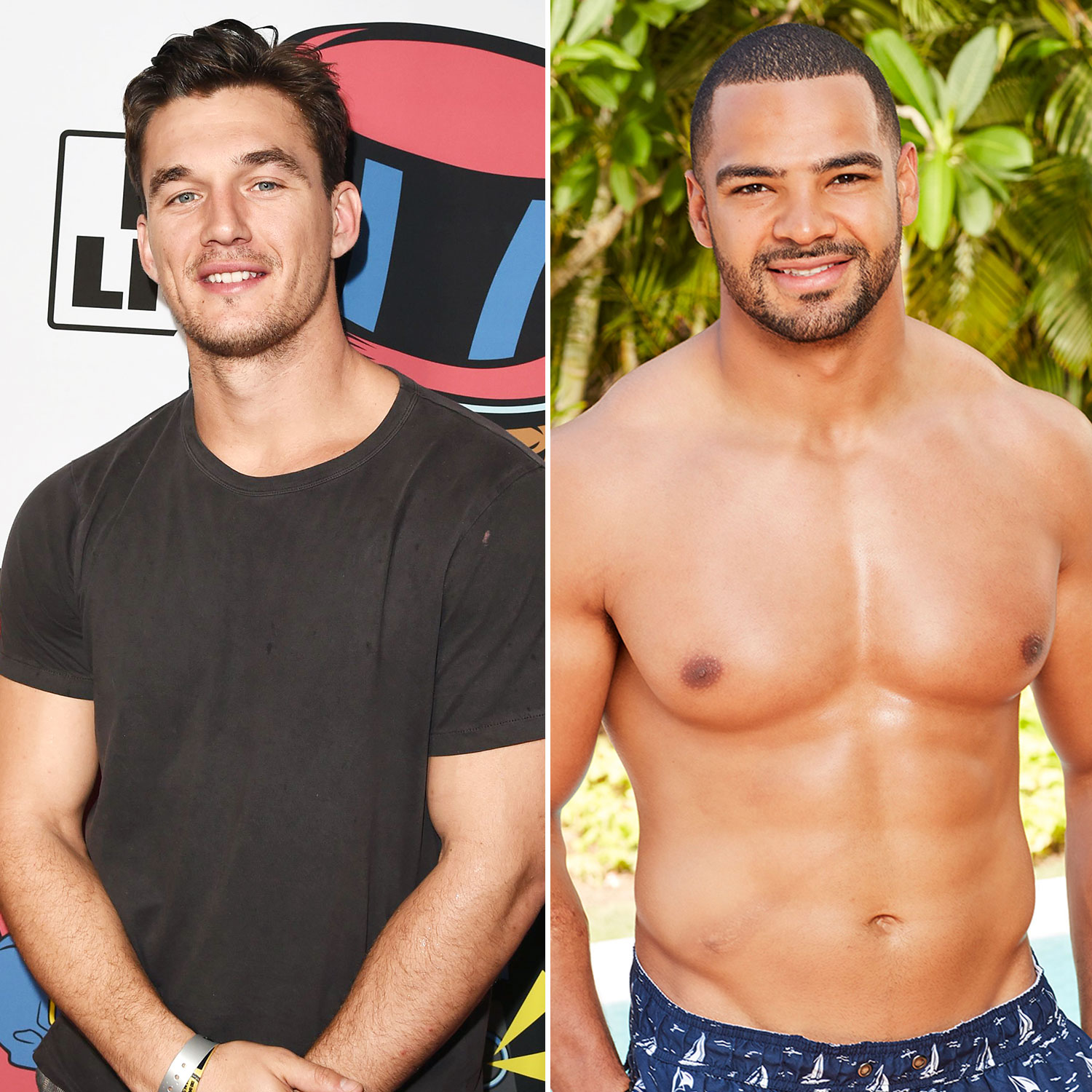 Bachelor Nation Tyler Cameron and Clay Harbor Playfully Shade Each Other About Their Workout Routines Instagram Comments