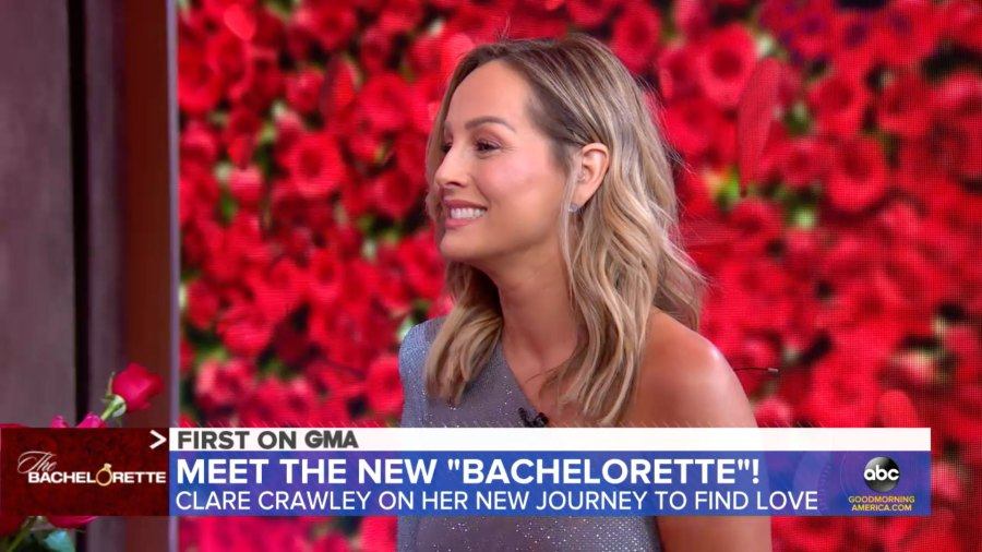 Bachelorette Clare Crawley Thinks Being 38 Works to Her Advantage
