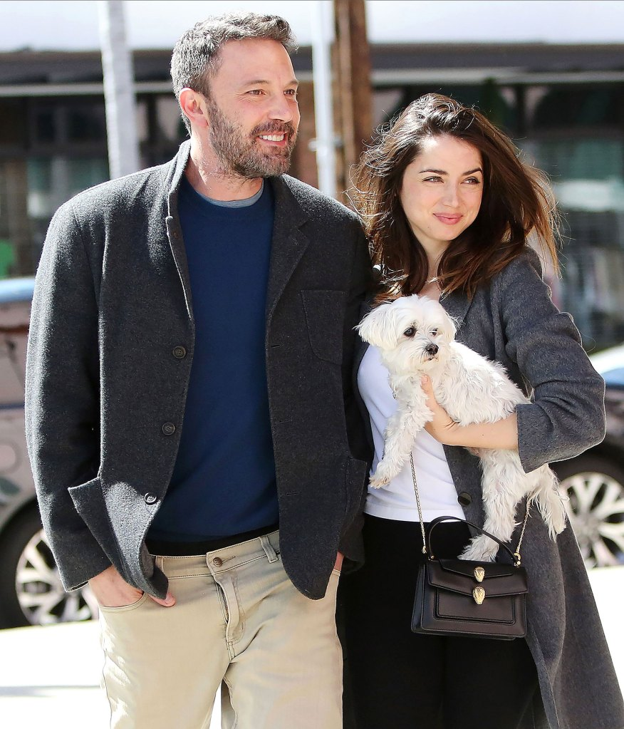 Ben Affleck Would Love to Have a Baby With His Girlfriend Ana De Armas