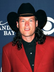 The Reason Blake Shelton Is Growing Back Out His Mullet