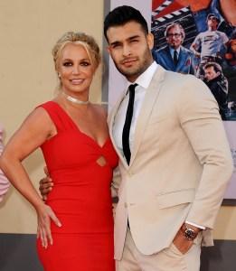 Britney Spears Gushes Over Boyfriend Sam Asghari Amid Drama With Son Jayden