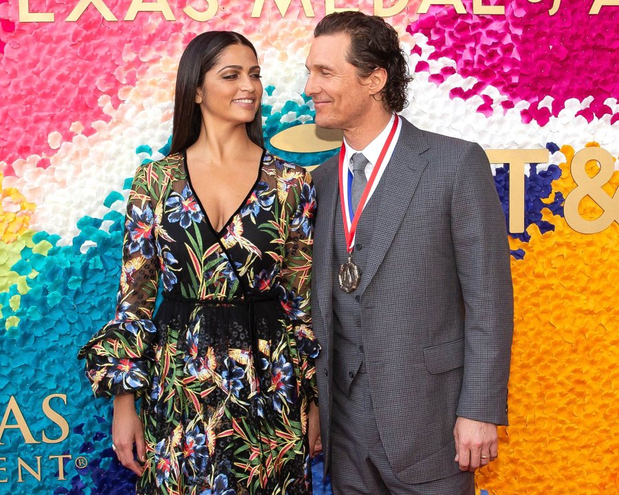 Camila Alves and Matthew McConaughey More Kids