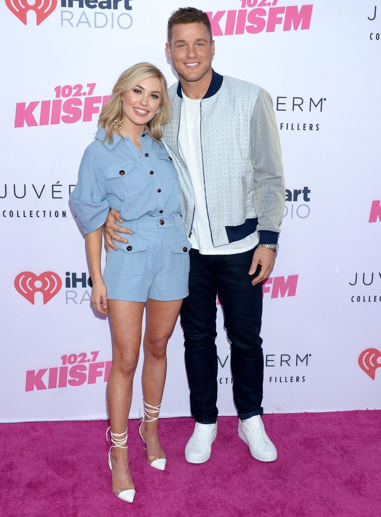 Cassie Randolph and Colton Underwood Quarantining Coronavirus