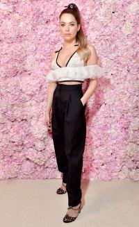 Celebs at Paris Fashion Week - Ashley Benson