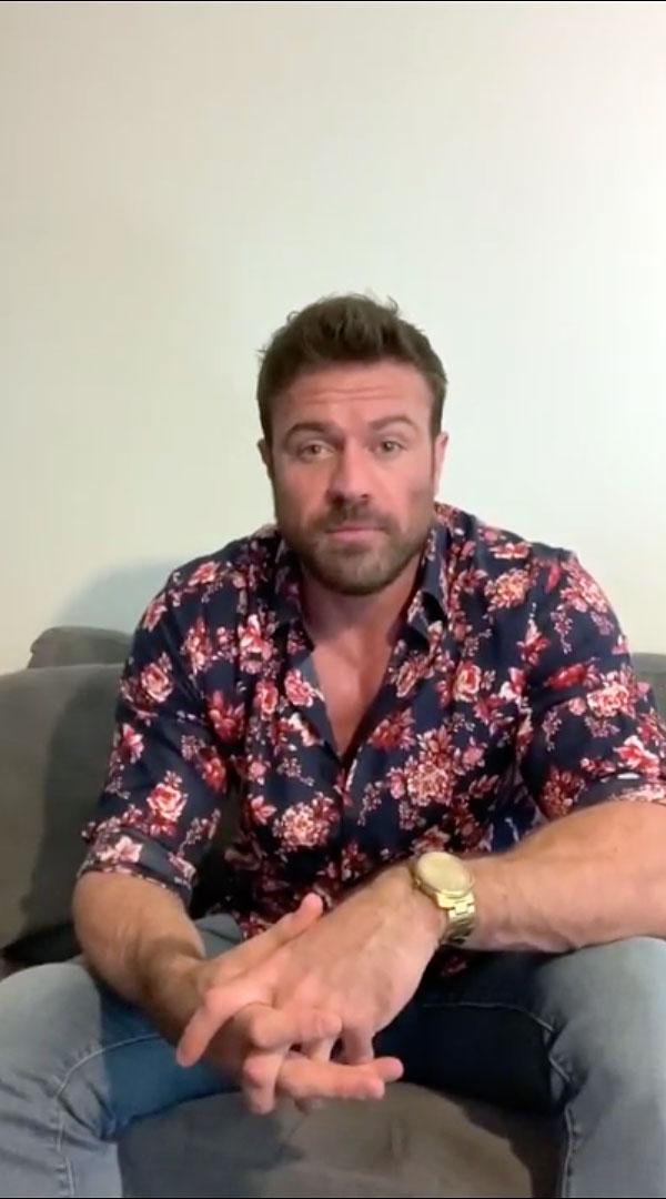 Chad Johnson Accuses Ex Annalise Mishler of Manipulation
