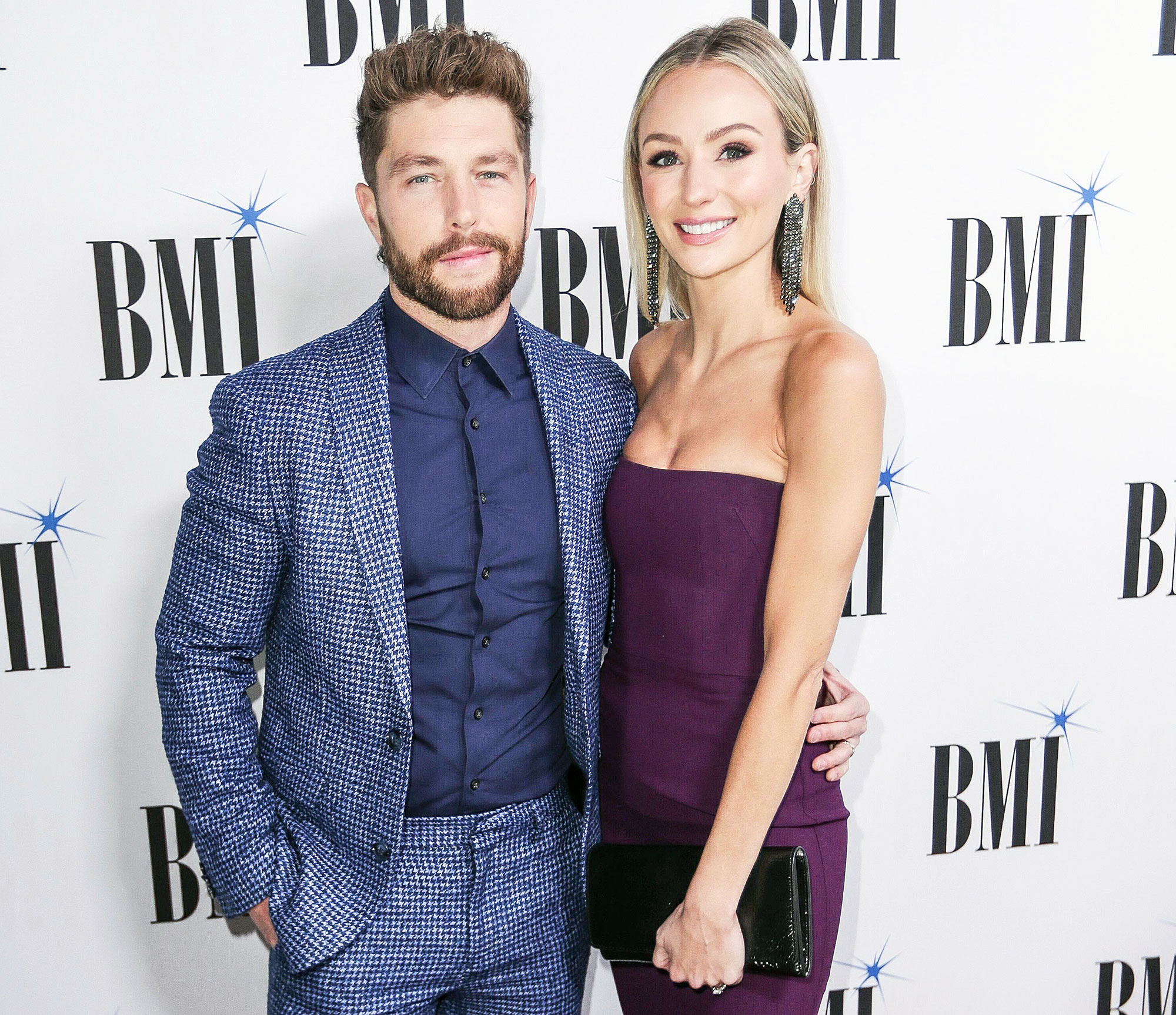 Chris Lane and Lauren Bushnell Have Gotten Closer While Quarantining