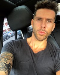 Chris Randone Instagram Bachelor Nation Rallies Around Tyler Cameron