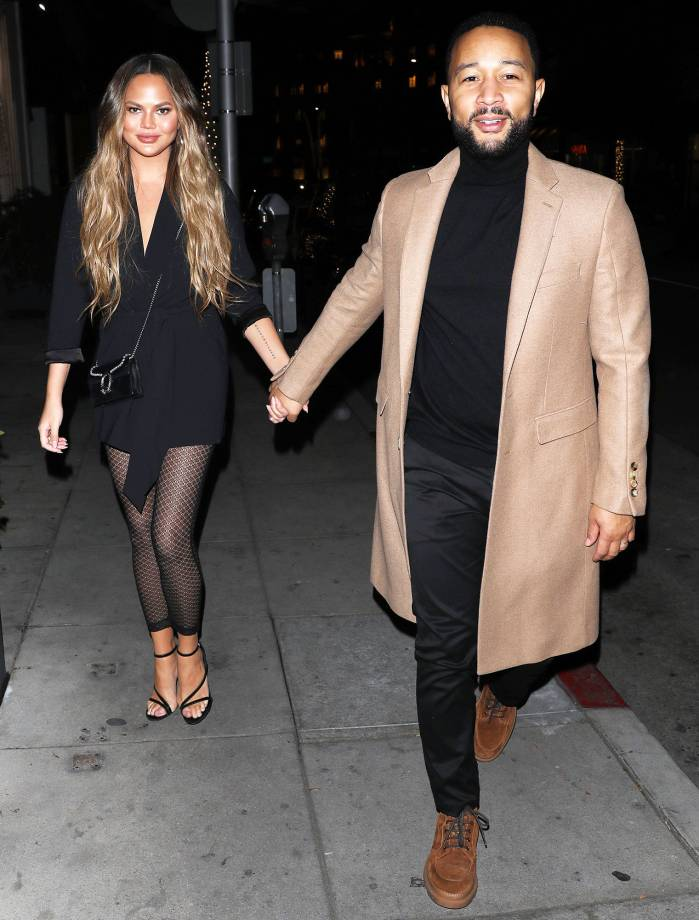 Chrissy Teigen and John Legend Share Their Complete and