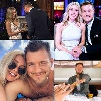 Colton Underwood Cassie Randolph Relationship Timeline