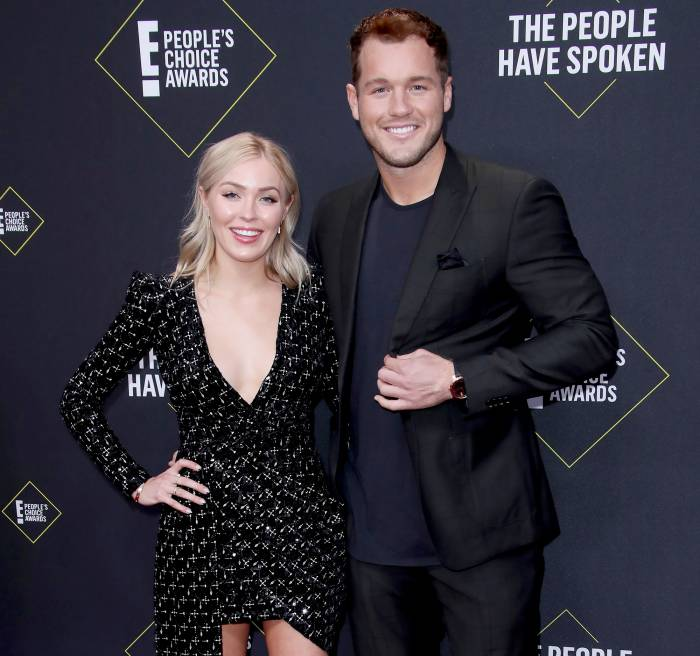 Colton Underwood Reveals He and Cassie Randolph Split Last Year 2