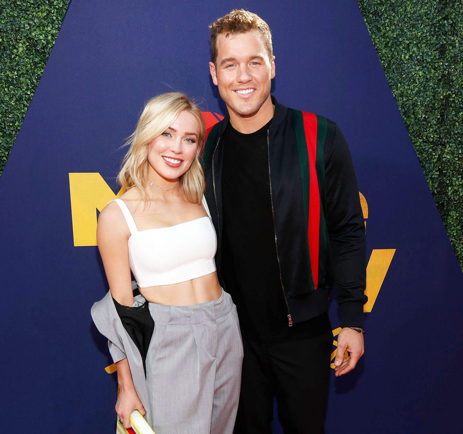 Colton Underwood Talks About Why Cassie Randolph and He Wont Move in Together Until They Are Married