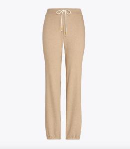 Cotton Terry Mélange Sweatpants